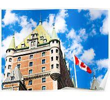 La Quebec Poster