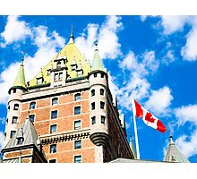 La Quebec Photographic Print