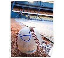 Base Ball Poster