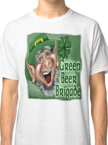 Green Beer Brigade Classic T-Shirt