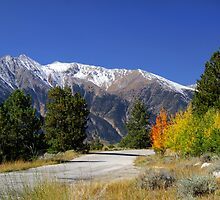 Mount Elbert by snehit