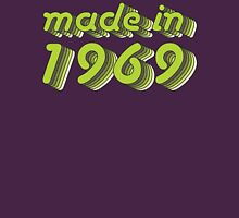 Made in 1969 (Green&Grey) T-Shirt