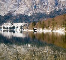 Reflections of Slovenia by Ian Middleton