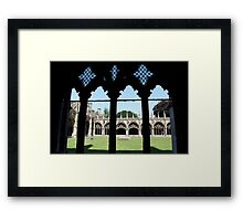 Canterbury Cathedral, Kent, England Framed Print