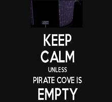 Five Nights at Freddy's: Keep Calm Unless Pirate Cove is Empty T-Shirt