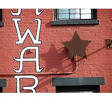 Day Star Photographic Print