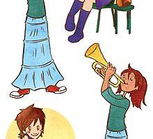 Symphony Ladies by SimplyKitt