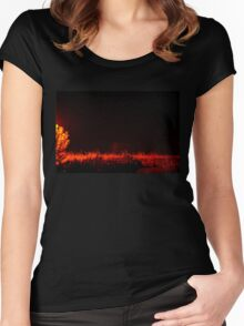 Magic Mist Women's Fitted Scoop T-Shirt