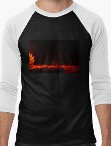 Magic Mist Men's Baseball ¾ T-Shirt
