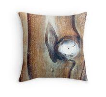 Natural Design Throw Pillow