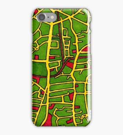 Kingston, Jamaica iPhone Case/Skin