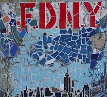 FDNY by Sydney Piper
