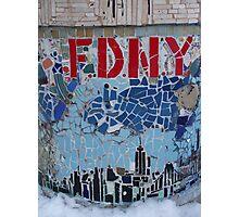 FDNY Photographic Print