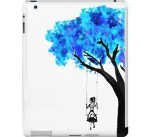 Tree Swing iPad Case/Skin