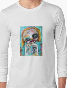 Neck Ache Long Sleeve T-Shirt