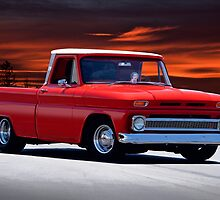 1965 Chevrolet C10 Pickup Truck by DaveKoontz