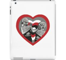 Inner Ghandi Love Battle iPad Case/Skin