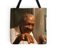 Van Dixon Tote Bag