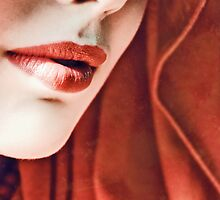 Little Red by Savannah Daras