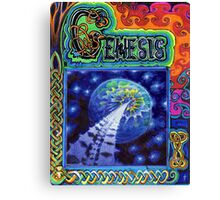 Genesis cover Canvas Print