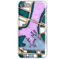 Old New York City, United States iPhone Case/Skin