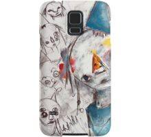 Voices in My Head Samsung Galaxy Case/Skin
