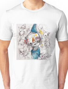 Voices in My Head Unisex T-Shirt