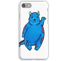 Goodbye Sully from Monsters Inc iPhone Case/Skin