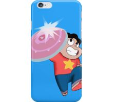 Steven Universe and his Shield iPhone Case/Skin