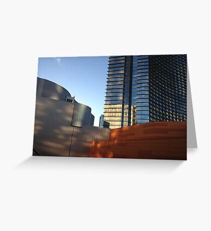 Downtown Edmonton Alberta Greeting Card