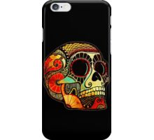 Grunge Skull iPhone Case/Skin