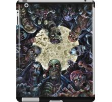Zombies Attack (Zombie horde) iPad Case/Skin