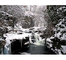 Nay Aug Water Falls Photographic Print