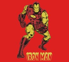classic iron man by ray1515
