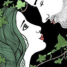 Ivy (she will grow on you) by vian