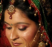 THE INDIAN BRIDE by kamaljeet kaur
