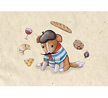 Chiot Tentaculaire Photographic Print