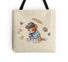 Chiot Tentaculaire Tote Bag
