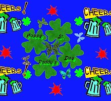 Happy St. Paddy's Day...card by MaeBelle