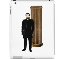 Doctor Who - The Master and TARDIS iPad Case/Skin
