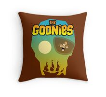 The Goonies Throw Pillow