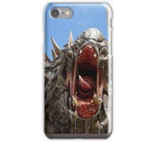Goliath from Evolve statue iPhone Case/Skin