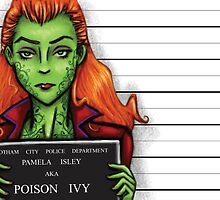 Poison Ivy by artofzan