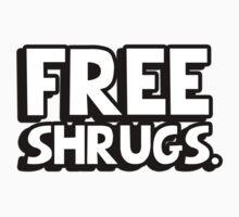 Free shrugs by erinttt
