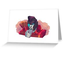 Perceptor - Transformers: MTMTE Greeting Card