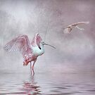 Pink Mist by Tarrby
