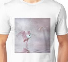 Pink Mist Unisex T-Shirt