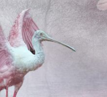 Pink Mist Sticker