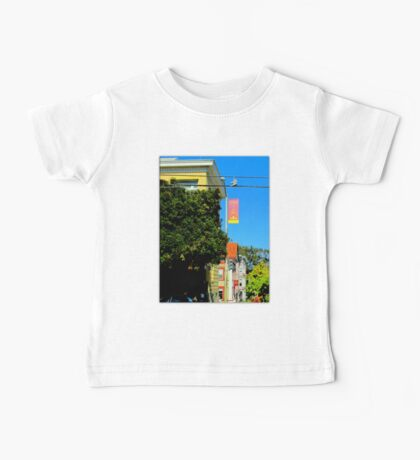Walking The Wires Baby Tee