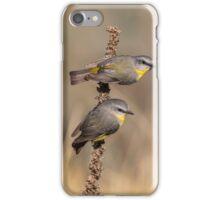 Eastern Yellow Robins iPhone Case/Skin